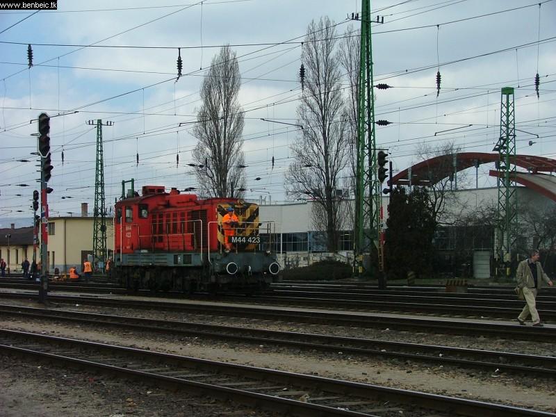 M44 423 Ferencvárosban fotó