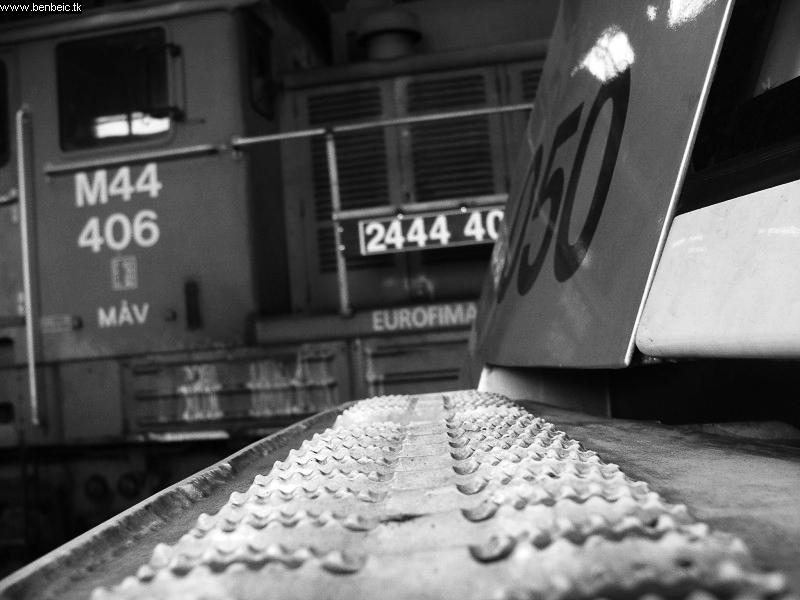 ES 64 U2 050 Ferencvárosban fotó
