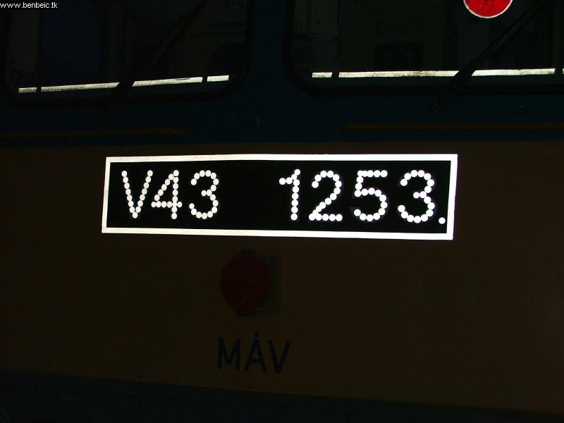 V43 1253 fotó