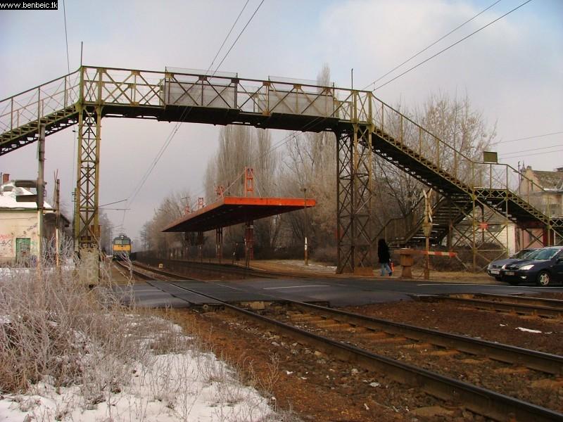 Rákosliget megállóhely fotó