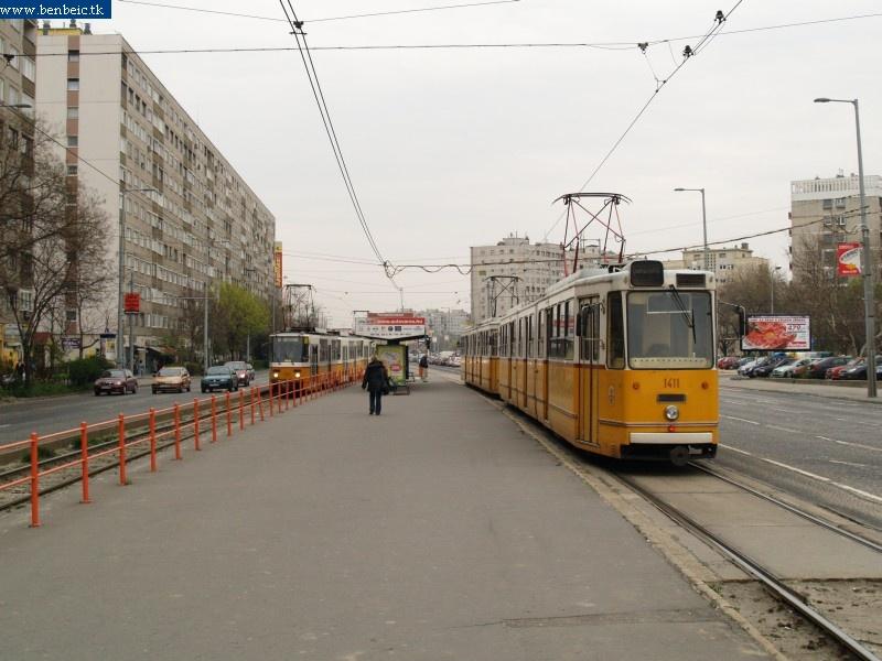 Csatolt ICS a Vörösvári úton fotó