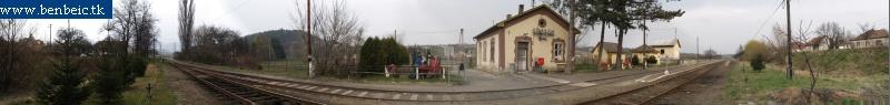 Nógrád állomás fotó