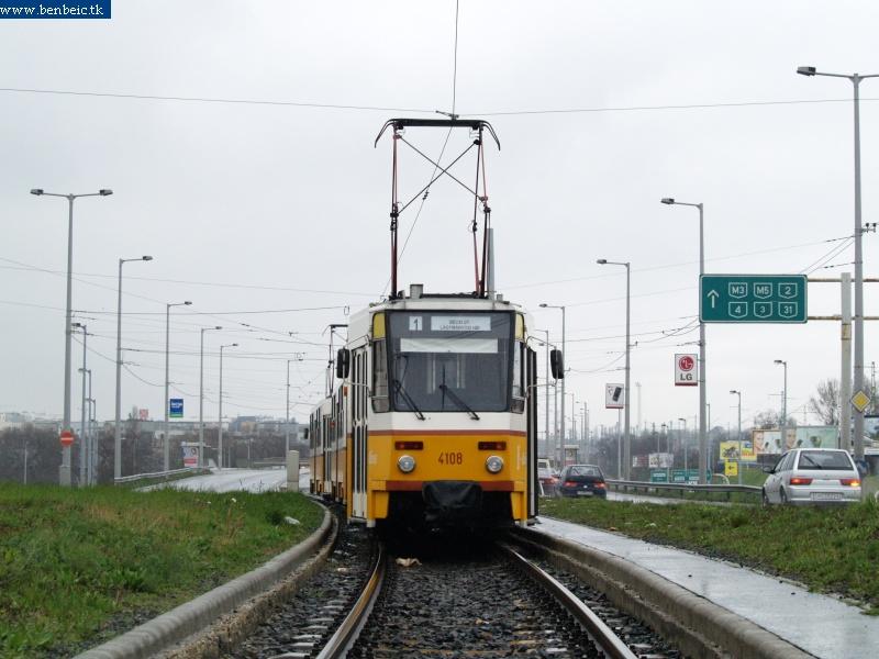 Az egyes villamos másik végállomása fotó