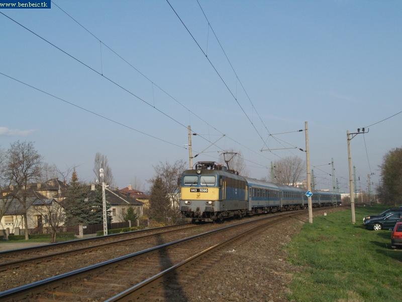 V43 1096 a Körvasúton fotó