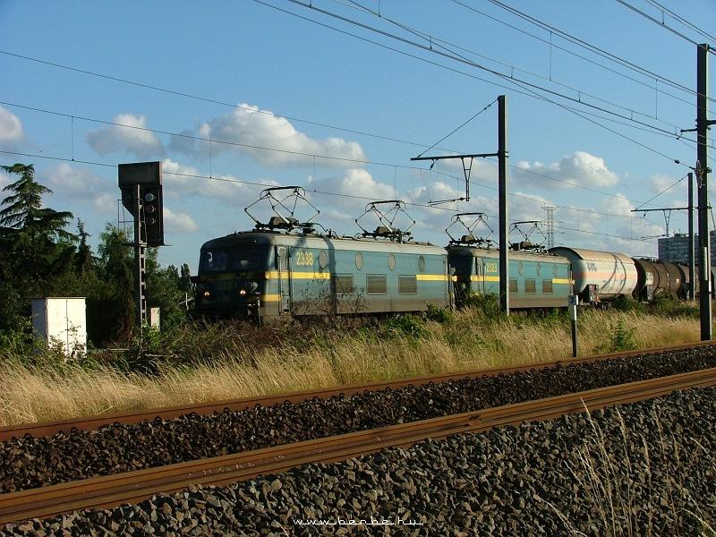 2338 és 2323 Gent mellett fotó