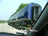 Road transport of a rail vehicle