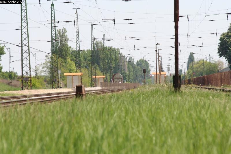 Ács állomás fotó