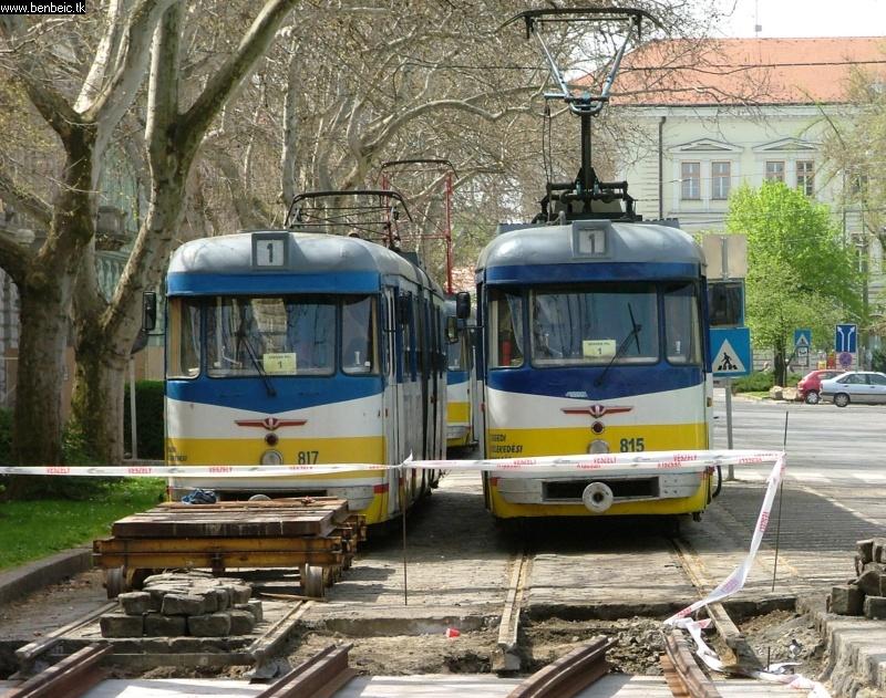 Széchenyi tér fotó