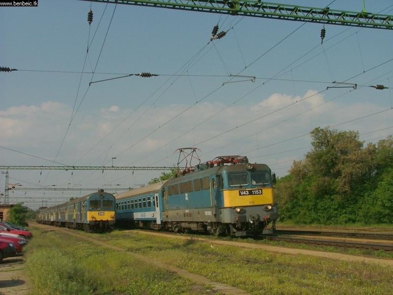 V43 1153 Martonvásáron fotó