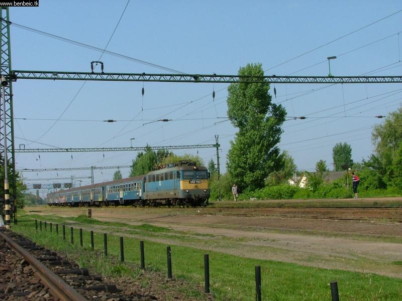 V43 1160 Gárdonyban fotó