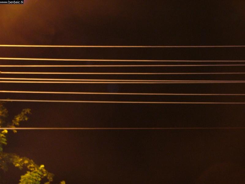 Kábelek fotó