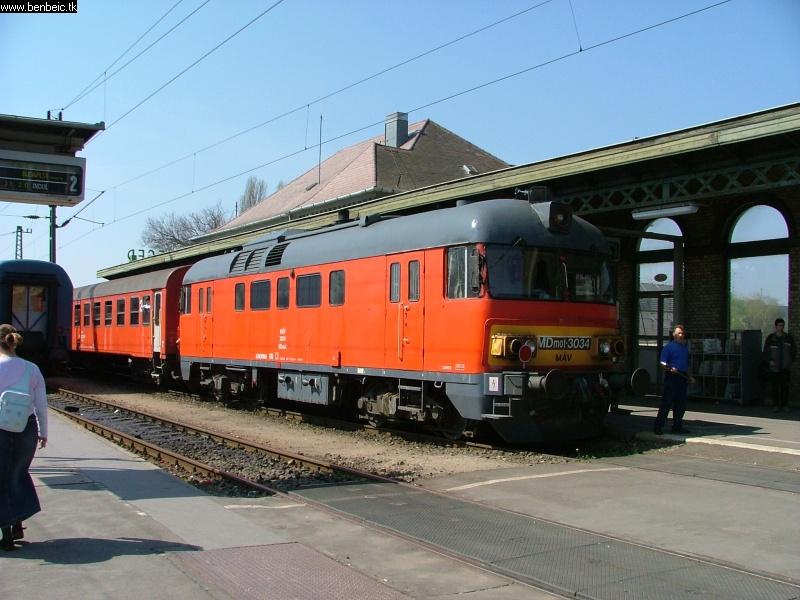 MDmot 3034 Szegeden fotó