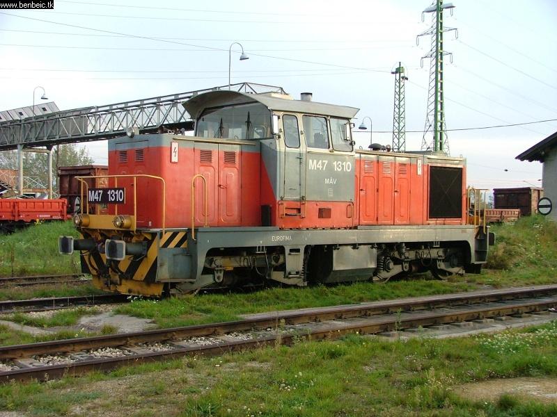 M47 1310 Veszprémben fotó