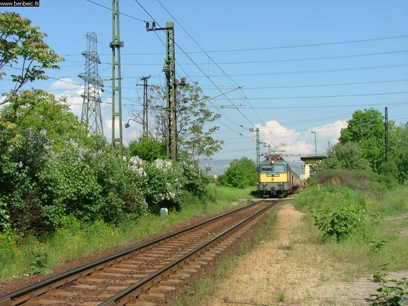 V43 1163 Budafok-Albertfalván fotó