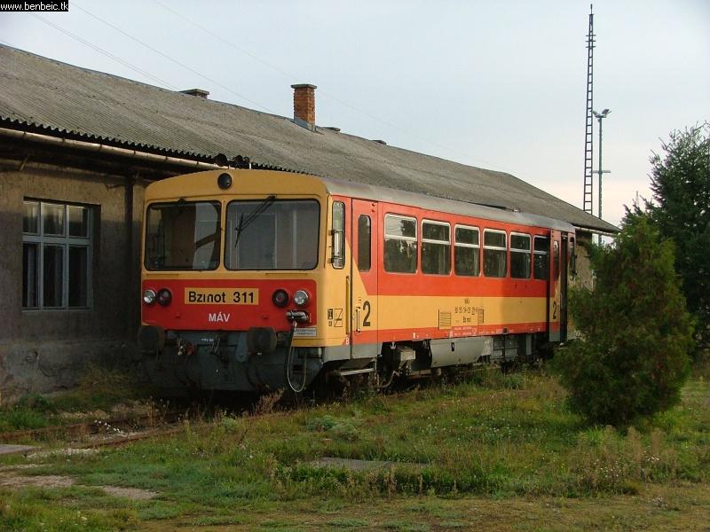 Bzmot 311 Veszprémben fotó