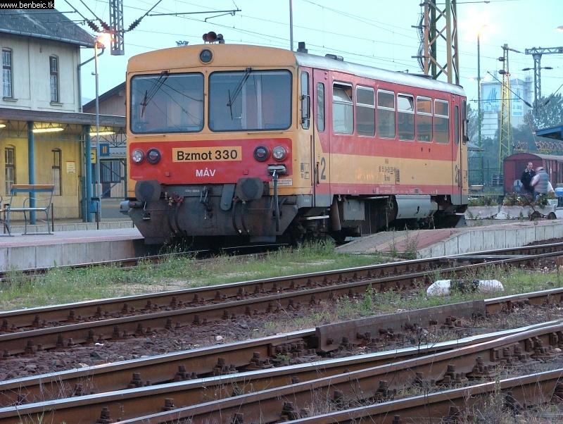Bzmot 330 Veszprémben fotó