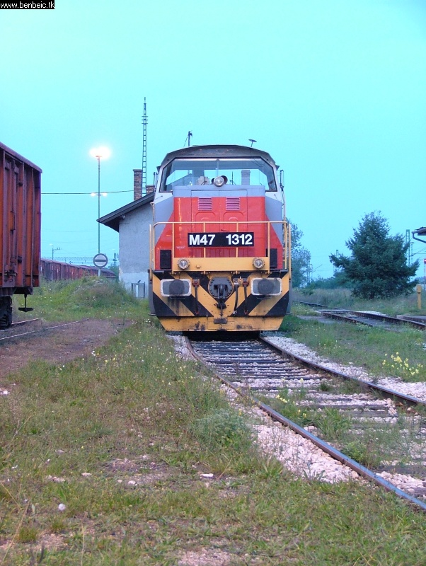 M47 1302 Veszprémben fotó