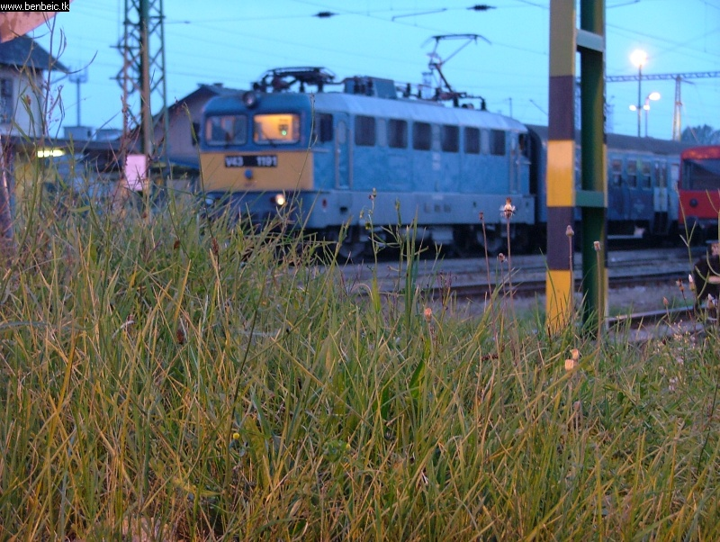 V43 1191 Veszprémben fotó