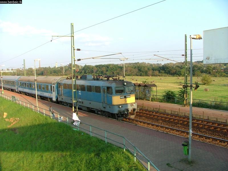 V43 1150 Budatéténynél fotó