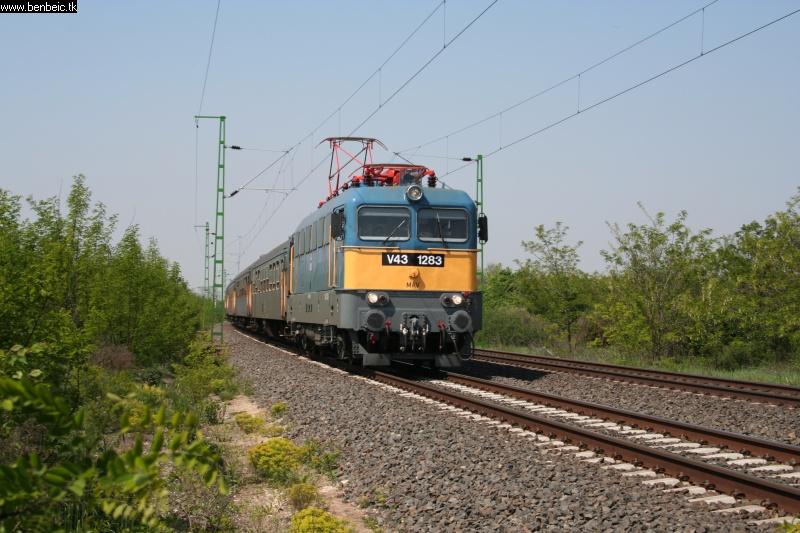 V43 1283 Ács gyõri bejáratánál fotó