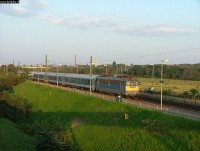 The V43 1016 near Budat�t�ny
