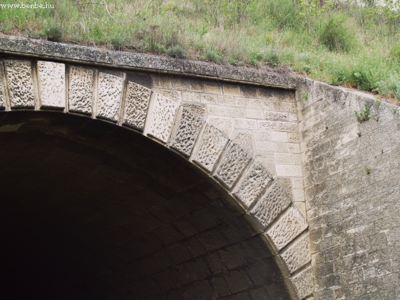 Baracskánál egy patakot egy elég nagyra nõtt csõáteresszel engedtek át a vasúti töltés alatt fotó