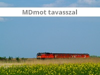 MDmot Trainsets in Spring