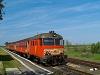 A MÁV-START Btx 016 Nagykereki állomáson