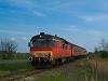 A MÁV-START MDmot 3024 Konyári Sóstófürdő és Derecske-Vásártér között