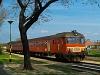 A MÁV-START MDmot 3024 Sáránd állomáson