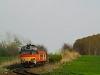 A MÁV-START Btx 024 Konyári Sóstófürdő és Pocsaj-Esztár között