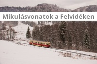Holiday trains in Slovakia