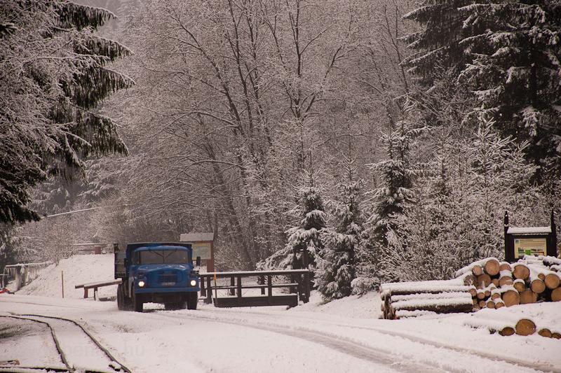 Tatra teherautó fotó