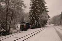 Holiday trains in Slovakia