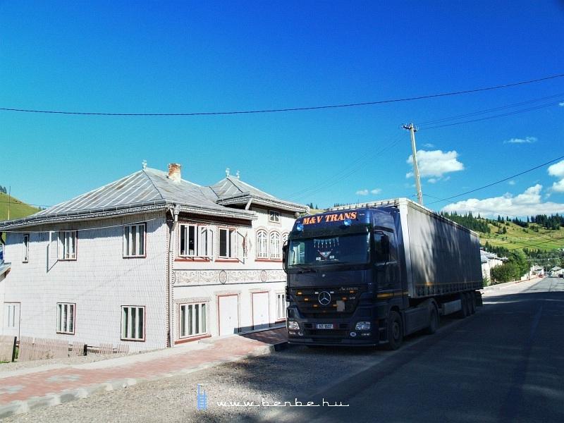Valahol Bukovina és Máramaros között fotó