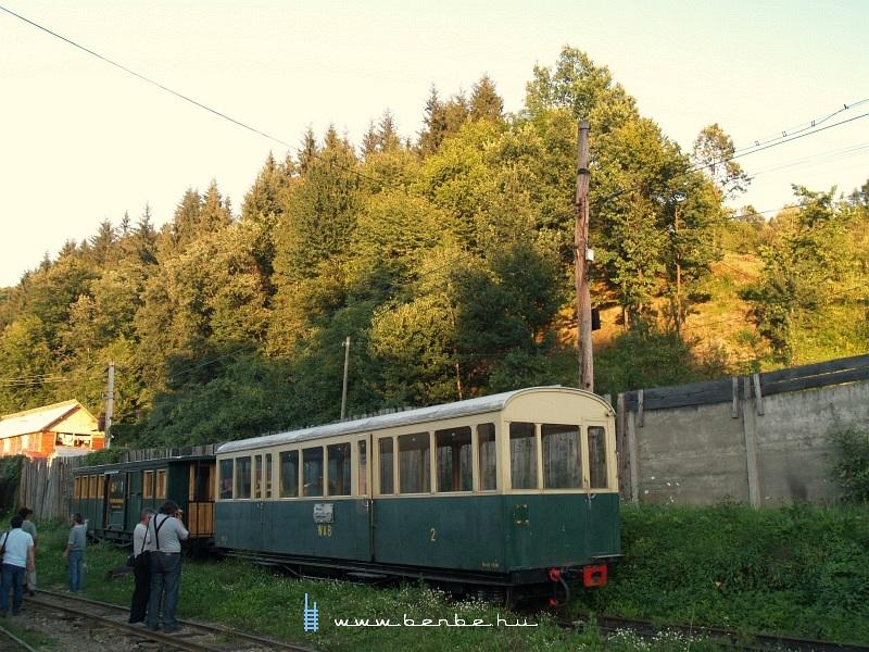 Svájcból érkezett, hamarosan üzembeálló személykocsi Felsõvisón fotó