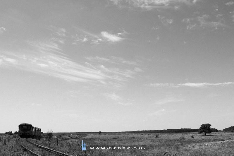 Az ex-DR 79 0105-1 Avasújváros és Sárköz között fotó