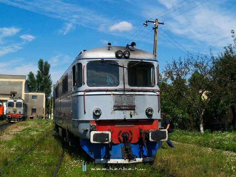 60 1197-7 a szatmárnémeti fûtõházban (Satu Mare) fotó