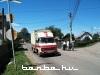 Kisteherautó Vatra Moldovitei-ben
