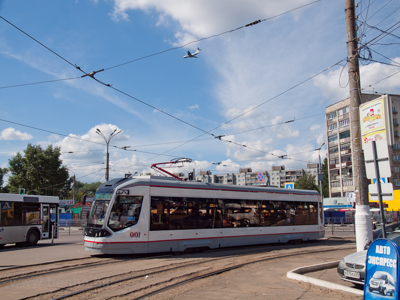 Tram at Tver photo