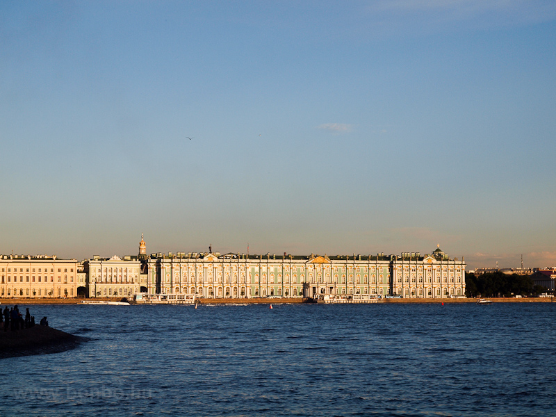 St. Petersburg from the Nev picture