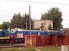Tolatómozdonyok Tver állomáson