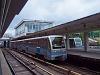 Közös peronos átszállás Kuncevszkaja állomáson (Кунцевская)