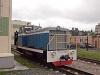 A RŽD TU7A 2866 Carszkoszelszkaja állomáson