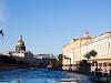 Szentpétervár a csatornák felől