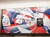 Falfestmény a moszkvai metróban