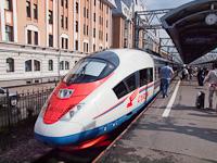 Szentpétervár-Moszkovszkíj vokzal