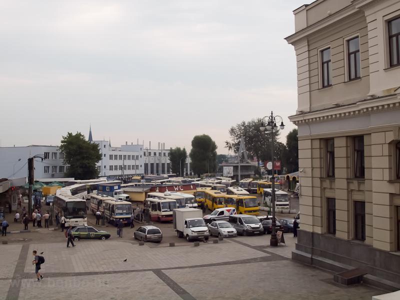 Lvivben még mindig a Marsru fotó