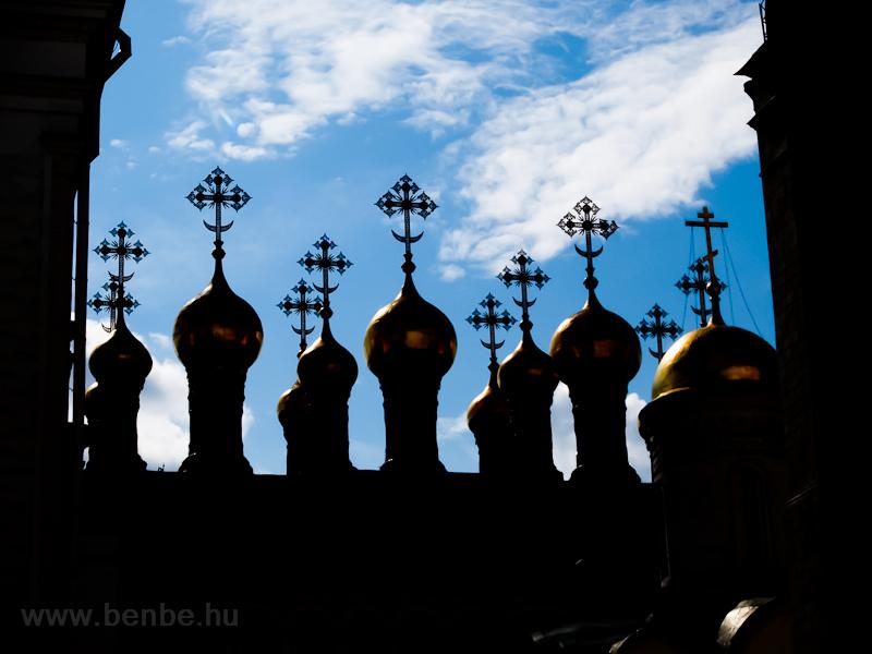 A Rizpolozsenije-templom ha fotó