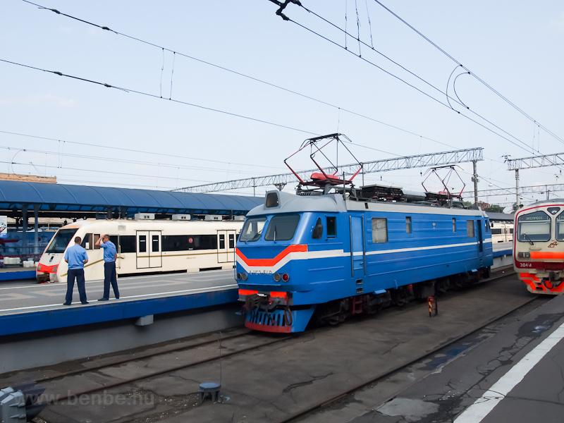 A ЧС2-549 Moszkva Jaroszlavszkíj vokzálon fotó